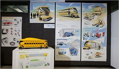 A Bit of Whimsy (Why Not?) in School Bus Design - NYTimes.com