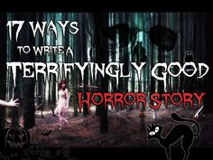 17 Ways To Write A Terrifyingly Good Horror Story | I've reached a point in my work-in-progress where I have to kill off one of my antagonist's minions in a grizzly way and was curious what tips other writers had for creating a gross out scene. Then I thought: Hey! I should blog about this. That's how this post began, but it's turned into more of an article on how to write a horror story that will terrify readers. First ...