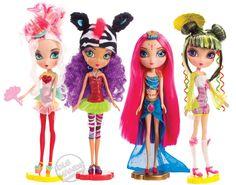 Idle Hands: Toy Fair 2012 : Spin Master : La Dee Da Dolls - World Trip Collection