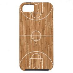 Basketball Court Case Cover iPhone 5 Covers.  $47.95