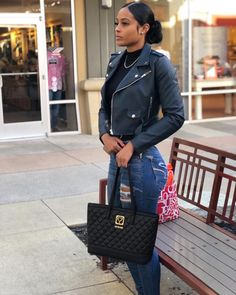 Source by Outfits black girl Chill Outfits, Cute Casual Outfits, Swag Outfits, Dope Outfits, Look Body, Style Feminin, Jugend Mode Outfits, Winter Stil, Black Girl Fashion