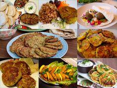 Vegetariska biffar- 8 olika recept