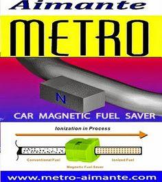 Metro Aimante: Metro Aimante magnetic car fuel saver manufacturer...