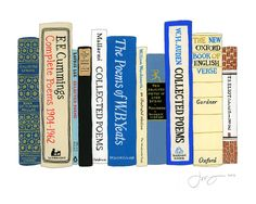 Ideal Bookshelf 668: Poetry - Ideal Bookshelf