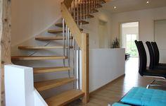 Freitragende Treppe von Treppen Schmidt
