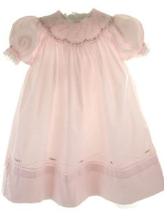 Feltman Brothers Girls Pink Smcked Bishop Dress with Embroidered Flowers-18M Feltman Brothers,http://www.amazon.com/dp/B00AQO11NK/ref=cm_sw_r_pi_dp_bUppsb01N2SNMGZD