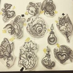 Miss Juliet Tattoos — Flash disponibili a @tatuamitattooconvention...