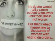 This is happening to people dealing with all types of mental illness. Help remove the stigma. Help these people.