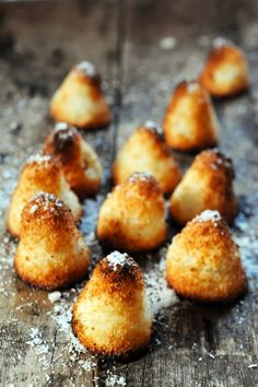 Coconut Rochers - Recipe in English...
