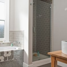 Contemporary bathroom | Mid-century | Edwardian | PHOTO GALLERY | Ideal Home | housetohome
