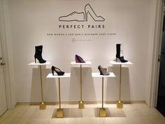 靴はサイド面を魅せる! | グローバルで勝てるVMD | VMDディレクター 内田 文雄