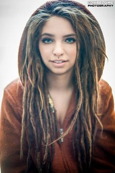 I want dreads at least one time in my life.
