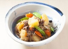 Nikujaga ~Simmered Meat and Potatoes~
