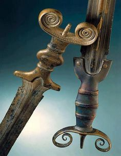 Celtic Sword.