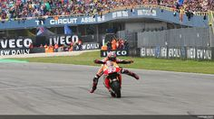 93 Marc Marquez, Repsol Honda Team - MotoGP, Assen 2014