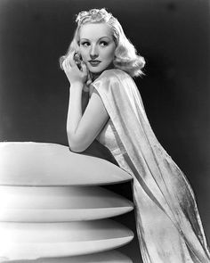 """Betty Grable: """"Follow me home.. Im what your fighting for"""".. a caption printed on a leggy Betty""""s picture for the homesick G.I's. A huge sex symbol in the 1940's,  Her career slumped  by the mid 1950""""s. In her words, """"I know Im not an award winning actress, but its been a blast"""". Roles began to go to Marilyn Monroe. Her contract expired and it was not renewed by Fox. A heavy smoker, Betty continued entertaining in Vegas and in Broadway shows until her death from lung cancer in 1973.  Age 57…"""