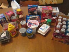Grocery Haul Grocery Haul, April 27