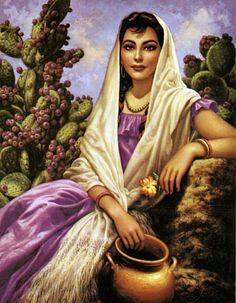 Artwork by Jesus Helguera Mexican painter. Mexican Artwork, Mexican Paintings, Mexican Folk Art, Spanish Woman, Spanish Art, Hispanic Art, Latino Art, Mexico Art, Chicano Art