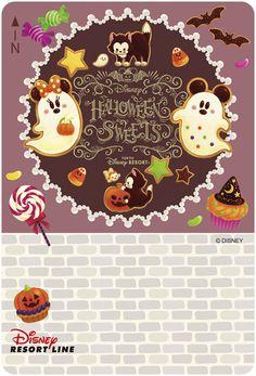 Disney Halloween, Halloween 2018, Disney Hotels, Tokyo Disney Resort, Mickey Mouse And Friends, Autumn Inspiration, Disney Parks, Cute Art, Pixar