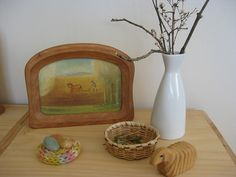 Nature Table:  March '11 by Amy Wonder Years, via Flickr