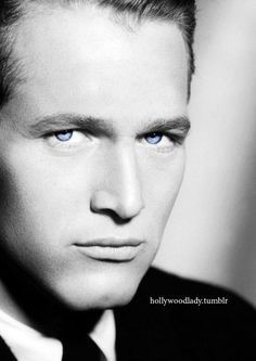 In nearly every shot, in any angle or lighting--has there ever been a more classically flawless male face on film than Paul Newman? MATINEE IDOL nominates Paul Newman: Handsomest Man in History! Hollywood Men, Vintage Hollywood, Hollywood Stars, Classic Hollywood, Hollywood Glamour, Paul Newman Young, Gorgeous Men, Beautiful People, Paul Newman Joanne Woodward