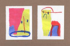 Sketchbook 2015 on Behance Postcards, Behance, Journal, Shapes, Frame, Home Decor, Art, Picture Frame, Art Background