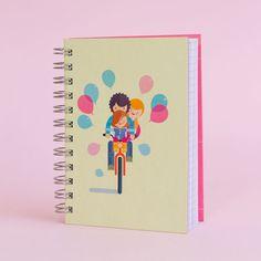 "Cuaderno ""A family ride"""