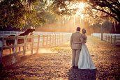 Dade City Wedding at Lange Farm from Elizabeth Davis Photography | Style Me Pretty....WOW