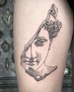 Am aktuellsten Absolut kostenlos Sculpture Tattoo Concepts, Sculpture Tattoo, Statue Tattoo, Sculpture Art, Line Tattoos, Body Art Tattoos, Small Tattoos, Line Work Tattoo, Styles Of Tattoos, Cool Tattoos For Men