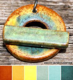 Art Bead Scene Blog: Art Bead Palette :: Pajego Art House