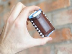 TGT (Tight) - A New Kind Of Wallet by Jack Sutter, via Kickstarter.