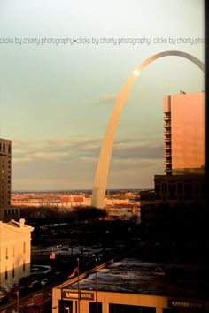 St. Louis Arch ~ Clicks By Charity Photography