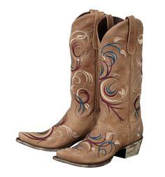 Lane Jeri Ann Women's Cowboy Boots