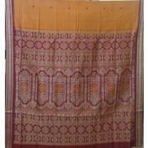 OSS135: Bomkai Cotton Saree - Sambalpuri