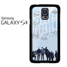 Bts Epilogue Young Forever Signatures Copy Samsung Galaxy S5 Case