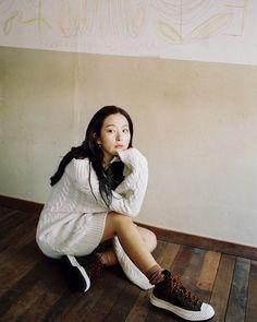 Neo Soul, South Korean Girls, Korean Girl Groups, Seulgi Instagram, Tennis Fashion, Kang Seulgi, Red Velvet Seulgi, Kim Yerim, Summer Dress Outfits