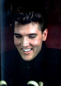 Elvis. Sigh.