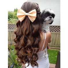 30 Cool Girl Hairstyles You Need To Try via Polyvore featuring beauty products, haircare, hair styling tools, hair and hairstyles