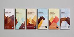 PICO Chocolate — The Dieline - Branding & Packaging