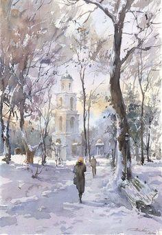 """Igor Sava nació 16 de mayo 1973 en Kotovsk, una pequeña ciudad de la antigua URSS. En 1993 asistió a la Escuela de Arte """"Ilya Repin"""" ..."""