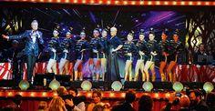 Xuxa é convidada de honra em gala argentina