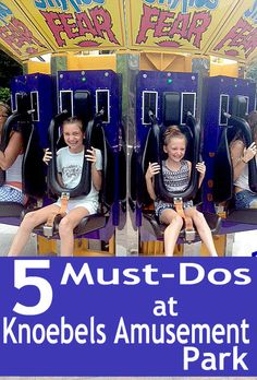 5 must-dos while visiting Knoebels Amusement Park #summer #knoebels