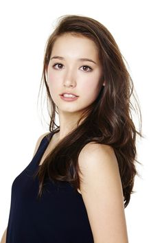 Posted by Sifu Derek Frearson Beautiful Asian Women, Beautiful Models, Kawaii Hairstyles, Japanese Models, Asian Girl, Hair Makeup, Long Hair Styles, Portrait, Lady