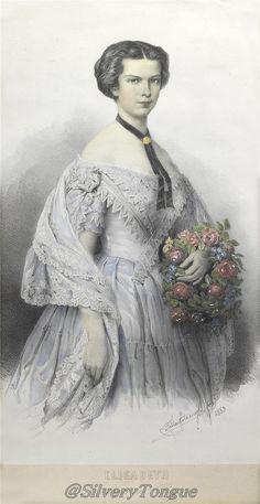 Category:Portraits of Empress Elisabeth of Austria Austria, Elisabeth 1, Empress Sissi, Francisco Jose, Kaiser Franz, Princess Elizabeth, Herzog, Royal Jewelry, Crown Royal