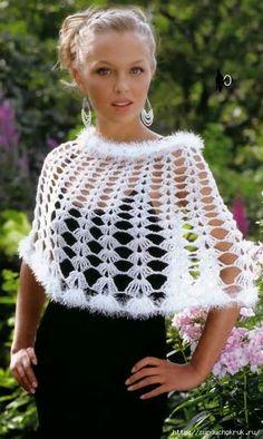 Crochet lady pattern