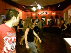 Learning to Salsa dance. The Yes project.