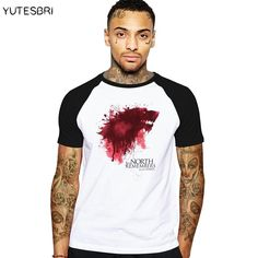 Attention Game of Thrones fans! Add this in your collection   Game of Thrones T...  Get it now at  http://www.kingslandingmarket.com/products/game-of-thrones-the-north-remembers-blood-wolf-t-shirt?utm_campaign=social_autopilot&utm_source=pin&utm_medium=pin