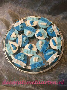 Cupcakes 'Geboorte'