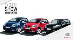 La SEAT Mii Color Show  http://www.seat-versailles.com/actualites-seat-sporting-autos/28/la-seat-mii-color-show