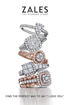 Cute Engagement Rings, Diamond Engagement Rings, Forever Ring, Diamond Stores, Cute Jewelry, Pandora Jewelry, Jewelery, Wedding Rings, Bling